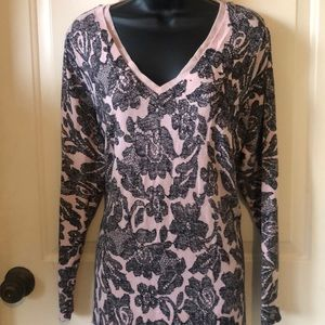 Lane Bryant long sleeve sweater